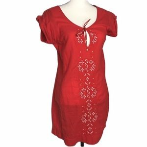 American Eagle Outfitters Boho Cotton Dress Med